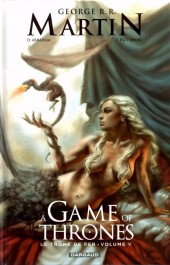 A Game of Thrones - Le Trône de fer -5- Volume V