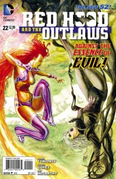 Red Hood and the Outlaws (2011) -22- Dangerous People