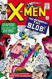 Uncanny X-Men (The) (1963) -7- The return of the blob