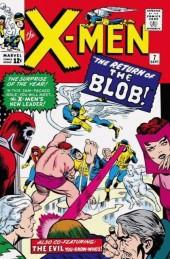 Uncanny X-Men (The) (1963) -7- The return of the blob