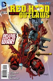 Red Hood and the Outlaws (2011) -23- All Fall Down