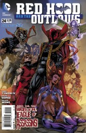 Red Hood and the Outlaws (2011) -24- Shakedown