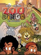 Zoo Dingo -1- Les nouveaux