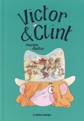 Couverture de Victor & Clint