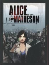 Alice Matheson -1- Jour Z