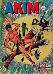 Akim (1re série) -167- Le mystère du volcan éteint
