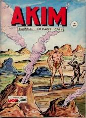 Akim (1re série) -180- Le plan d'Akim