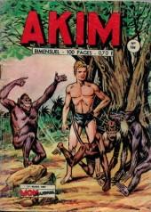 Akim (1re série) -184- Les hommes d'airains