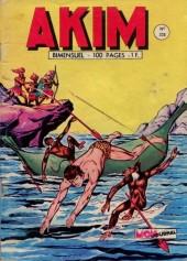 Akim (1re série) -228- Les hommes de sel