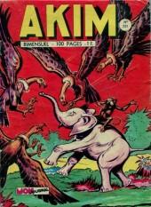 Akim (1re série) -231- Le maître des vautours