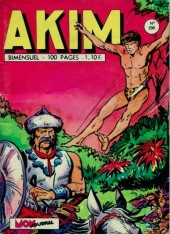 Akim (1re série) -290- Les tigres blancs