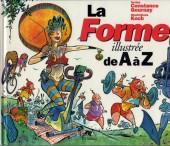 Illustré (Le Petit) (La Sirène / Soleil Productions / Elcy) - La Forme illustrée de A à Z