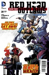 Red Hood and the Outlaws (2011) -28- Promises, Promises