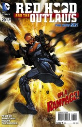 Red Hood and the Outlaws (2011) -29- The Big Picture, Part 1