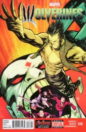 Wolverines (2015) -18- Issue 18