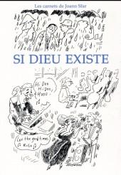 Les carnets de Joann Sfar -10- Si Dieu existe