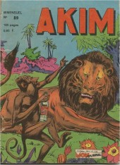 Akim (1re série) -89- Le cimetière des Dinosaures