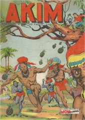 Akim (1re série) -108- La trahison d'Onak