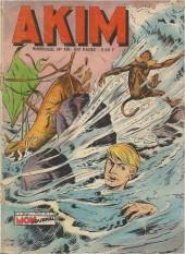 Akim (1re série) -135- Les prisonniers de l'île