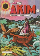 Akim (1re série) -336- Le soleil noir