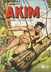 Akim (1re série) -374- La prisonnière dans l'île