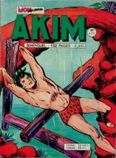 Akim (1re série) -400- La vengeance du sorcier