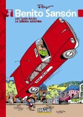 Benito Sansón -1- Los taxis rojos. La señora Adolfina
