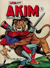 Akim (1re série) -528- La ville des dix tours