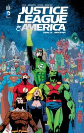 Justice League of America (Urban Comics) -0- Année un