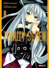 Trinity Seven -8- Tome 8