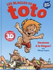 Les blagues de Toto -HS3D- Vacances à la blague !