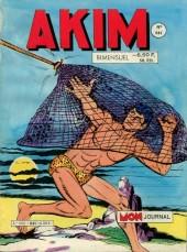Akim (1re série) -641- Vacances dans la jungle