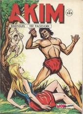 Akim (1re série) -285- Le cirque des ombres blanches