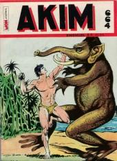 Akim (1re série) -664- Les monstres du Dr. Pincus