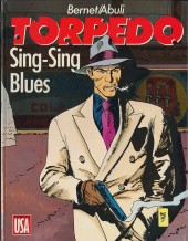 Couverture de Torpedo -7- Sing-Sing Blues