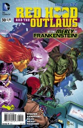 Red Hood and the Outlaws (2011) -30- The Big Picture, Part 2