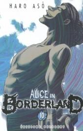 Alice in borderland -10- Tome 10