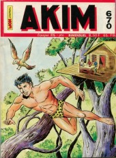 Akim (1re série) -670- La redoutable fleur de lotus
