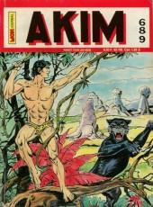 Akim (1re série) -689- Le cirque des ombres blanches
