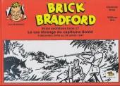 Luc Bradefer - Brick Bradford -SQ17- Brick bradford - strips quotidiens tome 17