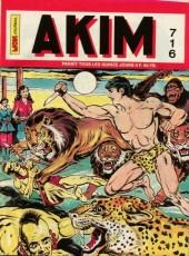 Akim (1re série) -716- Le feu éternel
