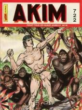 Akim (1re série) -722- La pyramide verte