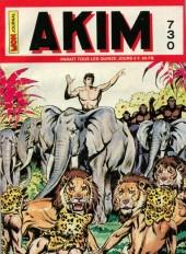 Akim (1re série) -730- Les animaux venus d'ailleurs