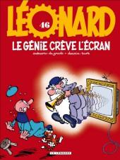 Léonard -46- Le génie crève l'écran