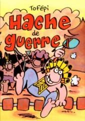 Mini-récits et stripbooks Spirou -MR4028- Hache de guerre