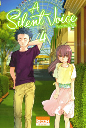 A Silent Voice -4- Tome 4