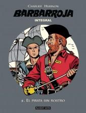 Barbarroja (Integral) -5- El pirata sin rostro