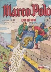 Marco Polo (Dorian, puis Marco Polo) (Mon Journal) -33- La tour de Chung-té