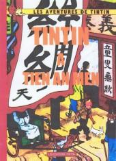 Tintin - Pastiches, parodies & pirates - Tintin à Tien An Men