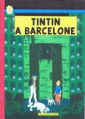 Tintin - Pastiches, parodies & pirates - Tintin à Barcelone